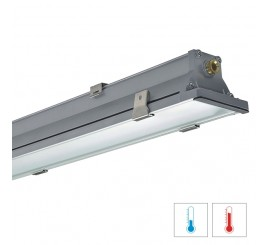 ALUMAX LED 'MAX' 1F 36W L1524mm