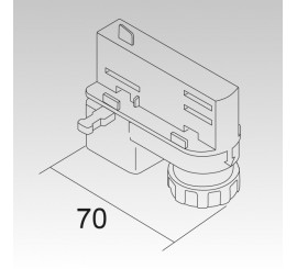LKM OVAL 3~ | Adapter 5kg