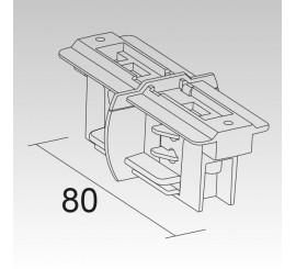 LKM OVAL 3~ | Verbinder linear mit Stop