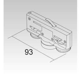 LKM OVAL 3~   Adapter 10kg