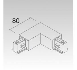 LKM ECKIG 3~ | Verbinder 90° innen