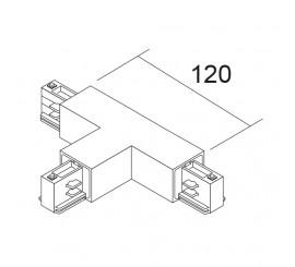 LKM ECKIG 3~ | Verbinder 'T' links