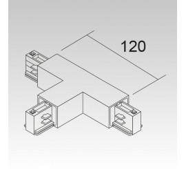 LKM ECKIG 3~ | Verbinder 'T' rechts