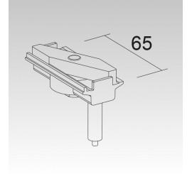 Adapter mit automatischer Schließe