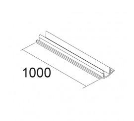 Schienenabdeckung L1000